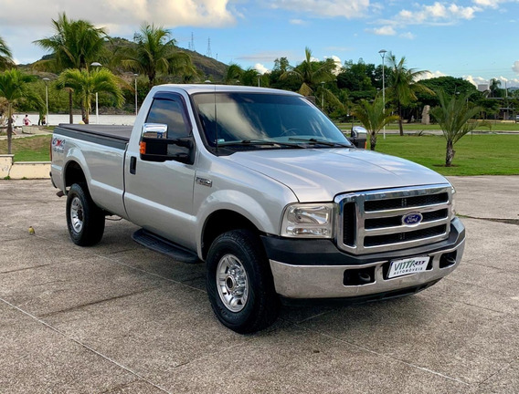 Ford F250 Xlt Turbo Diesel 2008/2008