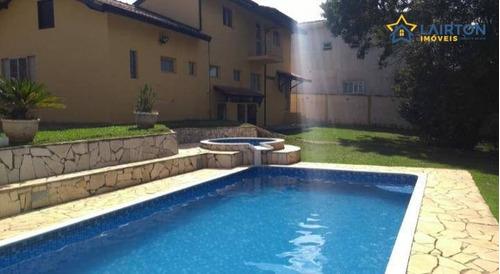 Chácara Com 3 Dormitórios À Venda, 1200 M² Por R$ 690.000,00 - Caioçara - Jarinu/sp - Ch1441