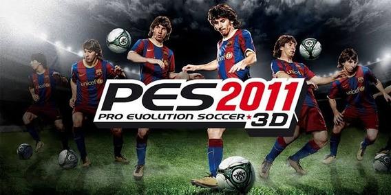 Pro Evolution Soccer 2011 Pes 2011 Pc