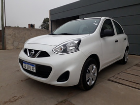 Nissan March 1.6 Active 107cv 2018