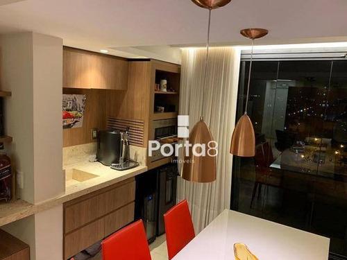 Imagem 1 de 18 de Apartamento À Venda, 71 M² Por R$ 590.000,00 - Bom Jardim - São José Do Rio Preto/sp - Ap7859
