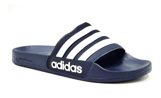 Sandalia adidas Adilette Shower Aq1703 Hombre Azul