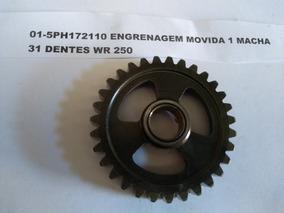 Engrenagem Wr 250 F Ate 2013 Da 1 Macha Movida 31 Dentes