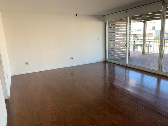 Alquiler Penthouse 3 Dormitorios Rambla Pocitos Montevideo