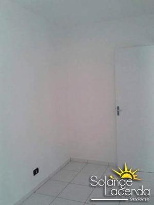 Ref. 6041 - Locação Definitiva - Apto 2 Dormit No Ipiranguinha, Piscina, Churrasqueira - 6041