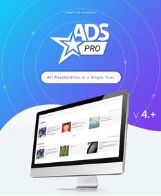Plugin Ads Pro Desbloqueia 100 % Anuncios Adsense