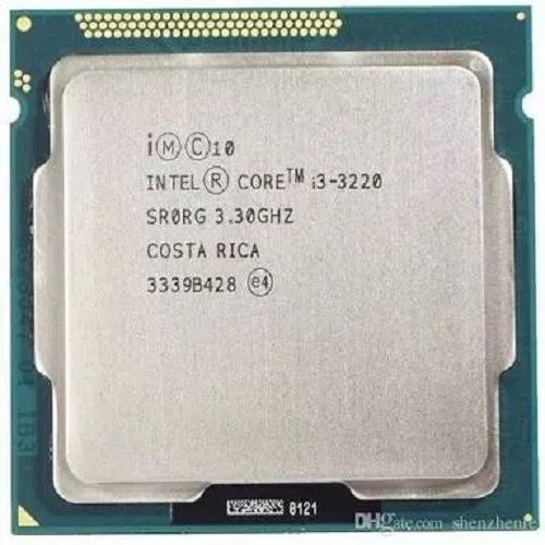 Processador Core I3 3220 3.30ghz O&m S/cooler