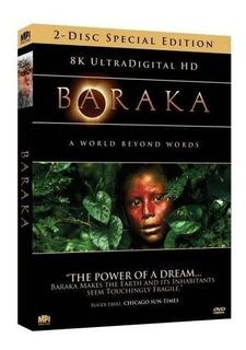 Baraka Baraka Special Edition Usa Import Dvd X 2 Nuevo