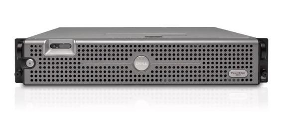 Servidor Dell 2950 2 Xeon Quad Core 16 Giga Hd 2 Teras
