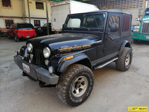 Jeep Wrangler Cj 7 Automatico 4x4