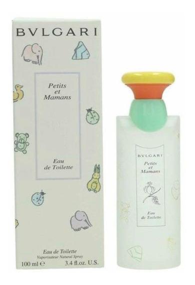 Perfume Infantil Importado Bvulgari