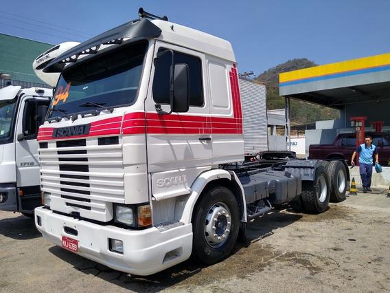 Scania Top Line Ano 94 Cambio 8 Marcha 6x2
