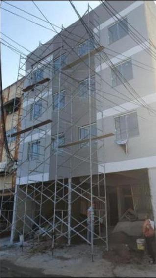 Apartamento Em Rocha, São Gonçalo/rj De 38m² 1 Quartos À Venda Por R$ 135.000,00 - Ap382505