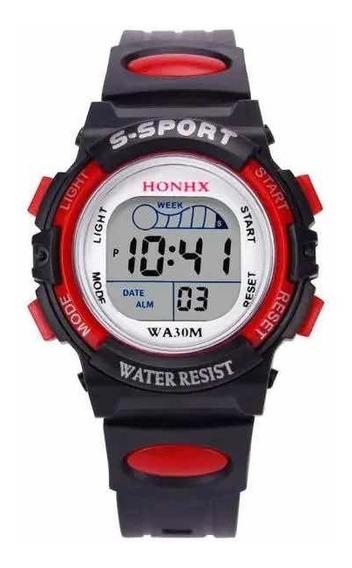 Relógio S Sport Digital