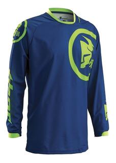 Camisa Thor Phase S16 Tamanho G - Motocross Trilha Enduro