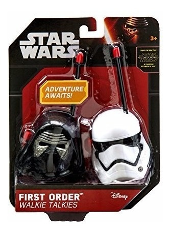 Walkie Talkie Originales Star Wars Pokemon,guardia Del Leon
