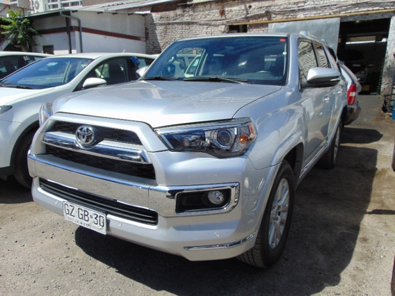 Toyota 4 Runner 4x4 Limited 2015