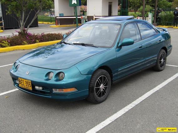 Honda Integra Ls Mt 1800cc Aa Ct