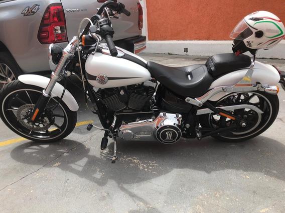 Harley Davidson Softail Breakout Fxsb 2015