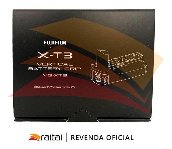 Battery Grip Vertical Vg-xt3 Fujifilm Vg-xt3 P/ Fuji Xt3