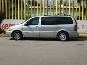 Chevrolet Venture Minivan Lt Larga Piel Aac At