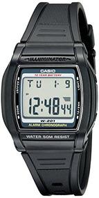 a5c076b4d218 Reloj Cronografo W201-1av Casio Para Hombres