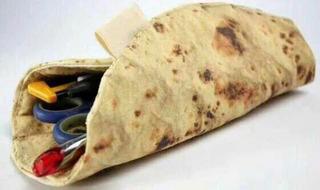 Lapicera Tortilla. Kawaii