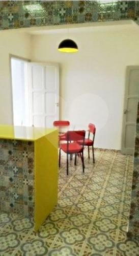 Simpático Apartamento /sobreloja Reformado Com 106m2 - 345-im304776