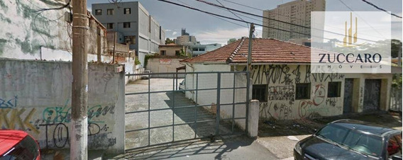 Terreno Para Alugar, 600 M² Por R$ 6.000,00/mês - Centro - Guarulhos/sp - Te0474