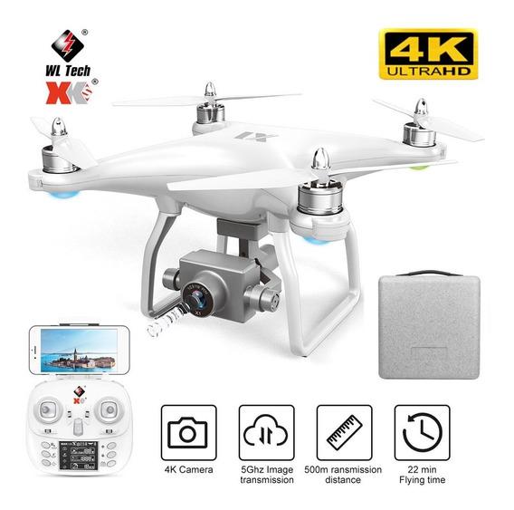 Drone Wltoys X1s 4k Com Gps E Gimbal - Fpv E Aplicativo