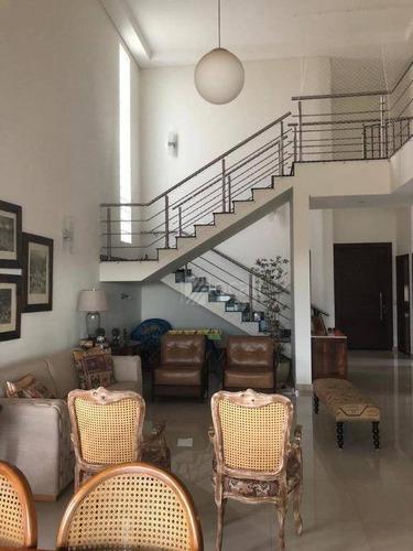 Casa Com 3 Dormitórios Para Alugar, 280 M² Por R$ 5.000,00/mês - Residencial Gaivota I - São José Do Rio Preto/sp - Ca2585