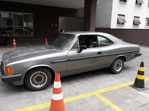 Chevrolet Opala Coupe 1985 4 Cilindros