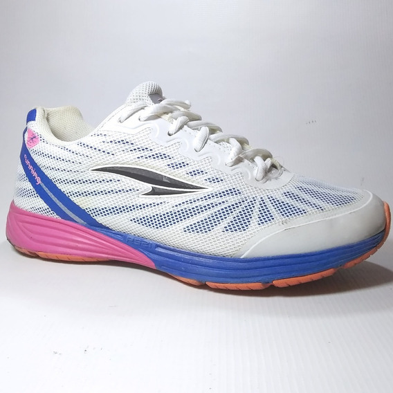 Zapatos Deportivos Dama Rs21 Modelo Running
