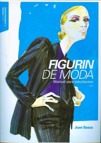 Imagen 1 de 1 de Figurin De Moda. Manual Para Estudiantes