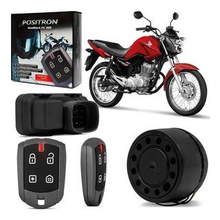 Alarme Moto Fx G8 Fan 125 150 160 Cg Titan 150 160 Dedicado