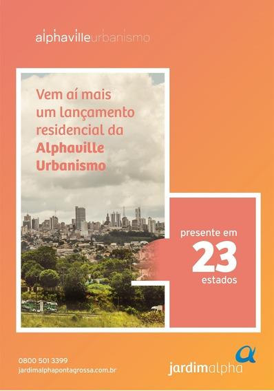Alphaville Urbanismo Em Ponta Grossa