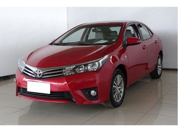 Toyota Corolla 2.0 Xei Vermelho 16v Flex 4p Aut. 2015