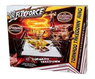 Wwe Flexforce - Ring De Lucha Tornado Takedown