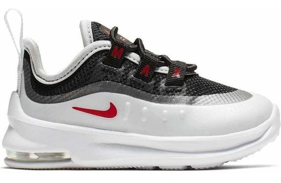 Tenis Nike Air Max Axis Gris/negro Bebe Ah5224-009