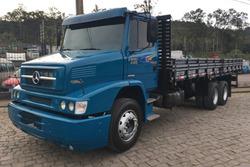 Mercdes-benz 1620 Trucado (6x2)carroceria 2012