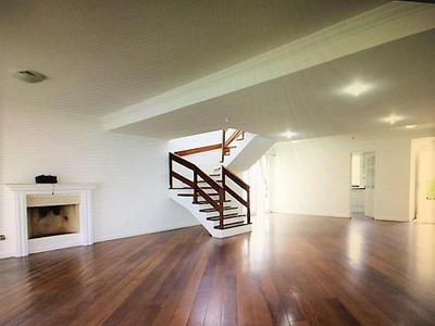 Brooklin Velho - Casa Condomínio - 310 M2 - 4 Suítes - 4 Garagens - Lazer - So7141