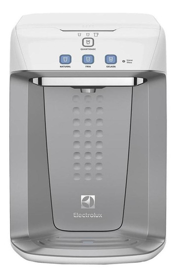 Purificador Água Electrolux Gelada Troca Filtro Pa21g Bivolt