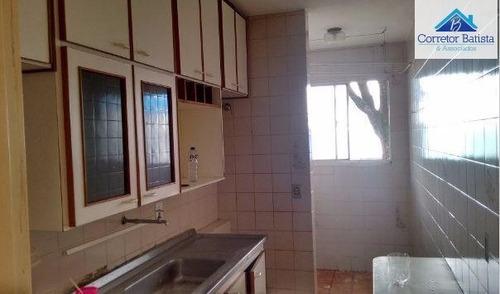 Imagem 1 de 12 de Apartamento A Venda No Bairro Parque Bandeirantes I (nova - 0787-1