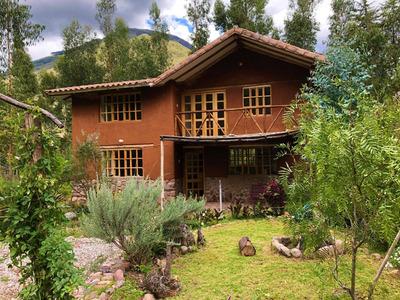 Aquilo Hermosa Casa (amoblada) De Campo En El Valle Sagrado