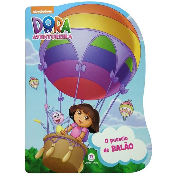 Livro Dora A Aventureira O Passeio De Balão - Ciranda
