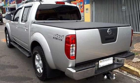 Nissan Frontier 2.5 Le Cab. Dupla 4x4 Aut. 4p 2012