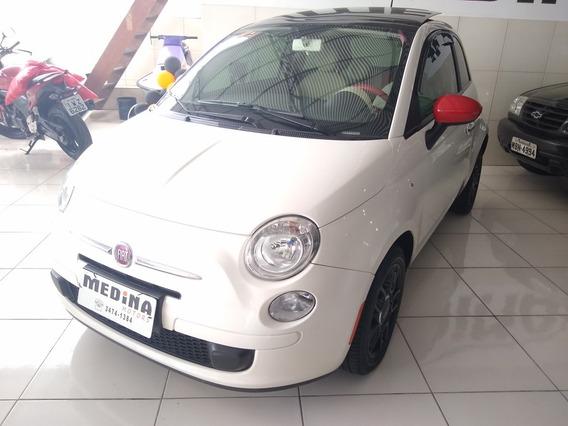 Fiat 500 1.4 Cult Flex Dualogic 3p 2013