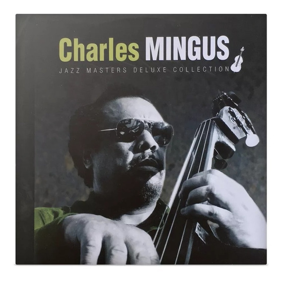Vinilo Charles Mingus Jazz Masters Deluxe Collect. Lp Nuevo