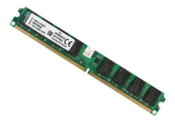 Memoria Kingston 2gb Ddr2 800 Mhz