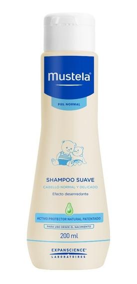 Mustela Shampoo Suave 200 Ml Piel Normal